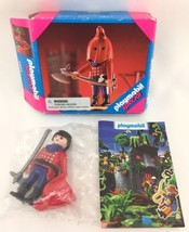 RARE/Vintage Playmobil Special 4524 Masked Executioner 1995 Sealed Opene... - $28.37