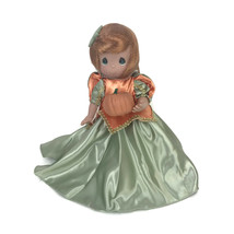 "Precious Moments Disney Parks Exclusive Ariel Boo Green Halloween 12"" Doll - $37.36"