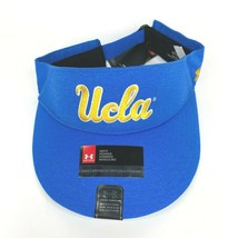 UCLA Bruins Visor Cap Hat Men's Adjustable One Size NCAA New Under Armour - $16.66