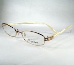 Kenneth Cole Eyeglasses 581 Gold Women - $49.49