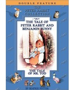 Beatrix Potter: The Tale of Peter Rabbit and Benjamin Bunny/Tale of Mr. ... - $11.64