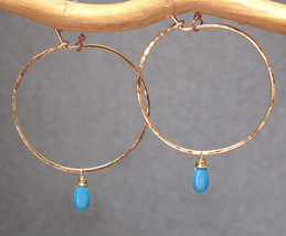 Hoops - XXL - Gold image 2