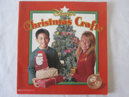 Disney's Christmas Crafts Book by Marge Kennedy - $5.89