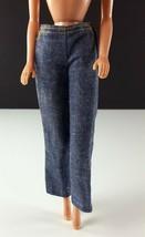 Barbie Denim Pants Medium Wash Clone 1960s Clothing - $12.86