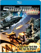 Starship Troopers-Invasion (Blu Ray) (Dol Dig 5.1/Ws/1.85/Eng/Fren(Par/Indo