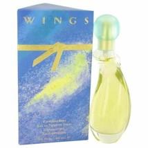 Perfume WINGS by Giorgio Beverly Hills 3 oz Eau De Toilette Spray for Women - $22.49