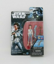 Hasbro Star Wars Princess Leia Organa Zipline Action 2016 MOC Sealed - $13.09 CAD