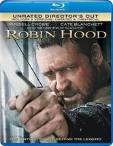 Robin Hood (Blu-ray Disc, 2010, 2-Disc Set, Special Edition Rated/Unrated) - $8.00