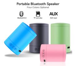 Loudspeaker Mini Column Music Bass 5W Outdoor Speaker Waterproof - $24.69 CAD