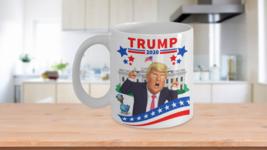 Donald Trump President 2020 Tweets Bird Coffee Mug Gift - $14.84+