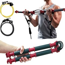 TENSION TONER - Patented Home Gym - Workout Your Muscles with Over 70 Di... - $117.85