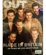Out Magazine (Nov. 2015) Made in Britain - $6.95