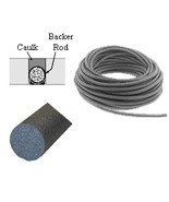 """1/4"""" Closed Cell Backer Rod - 100 ft Roll - $8.50"""