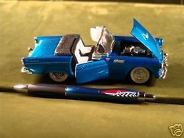 1955 Ford T-Bird Special Edition Diecast  Set  & Pen - MIB - $30.91
