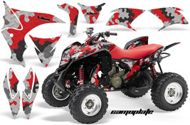 Atv Decal Graphic Kit Wrap Quad Stickers For Honda Trx 700XX 2009-2015 Camoplate - $168.25