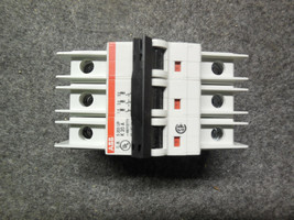 ABB S203UP-K20 CIRCUIT BREAKER 3 POLE  - $54.45