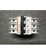 ABB S203UP-K20 CIRCUIT BREAKER 3 POLE  - $54.45
