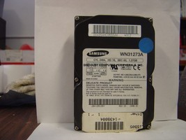 SAMSUNG WN31273A 1.2GB 3.5IN IDE Drive Tested Good Free USA Shipping