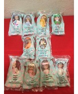 NEW 2003 COMPLETE SET 10 Sealed Madame Alexander McDonalds Happy Meal To... - $50.00
