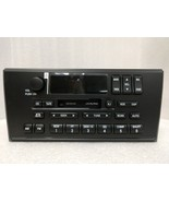 Lincoln cassette radio w RDS. OEM original Alpine stereo. Factory remanu... - $59.92