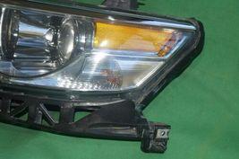 07-09 Lincoln Zephyr 06 MKZ Halogen Headlight Head Light Left Driver LH POLISHED image 3