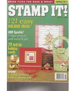 Stamp It Magazine Winter 2005     121 Easy holiday Ideas - $5.99