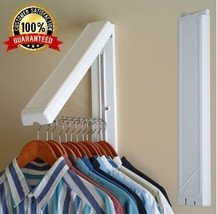 Clothes Hanging System Collapsible Wardrobe Gar... - $45.53