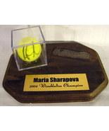 Maria Sharapova Signed Autographed Tennis Ball - $24.95