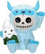 SUMMIT COLLECTION Furrybones Yeti Signature Skeleton in Abominable Snowm... - $19.39