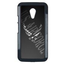 Air Force Motorola Moto G 2nd case Customized Premium plastic phone case, design - $11.87