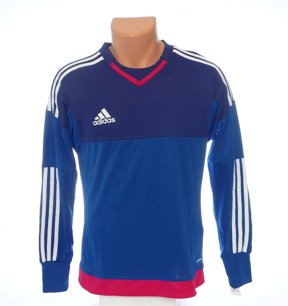 Adidas AdiZero Top 15 GK Green Long Sleeve GoalKeeper Jersey Youth Boy/'s