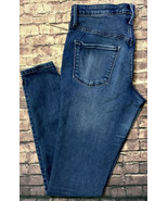Mossimo Dark Denim High-Rise Jeggings Junior/Women's Size 8/29L EUC - $10.50