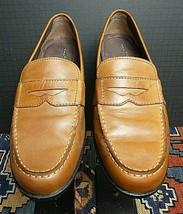 Classic Men's Rockport Butternut Leather Penny Loafer Walking Sz. 9.5 MINT! - $26.45