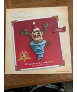 Whirlwind Decorating Christmas Ornament - $14.58