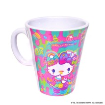 hello kitty kawaii monster mug cup sanrio japan 6%dokidoki KMC collabo M... - $50.00