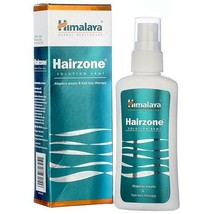 3 X Himalaya HAIRZONE Solution Oil 60ml Each | Herbal Hair Loss Treatment - $21.68