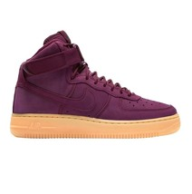 Nike Air Force 1 High WB Casual Bordeaux/Gum Grade School Shoes 922066 600 - $74.95