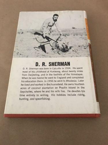 D.R. Sherman / Into The Noonday Sun / HC DJ / 5 Buck Book