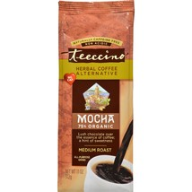 Teeccino Mediterranean Herbal Coffee - Mocha - Medium Roast - Caffeine F... - $18.05