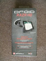 Droid Razr HD Vehicle Navigation Dock Windshield Dash Mount (Sealed) - $13.85