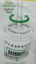 Rain Brid R17 24Q A84550 Yellow Rotary Nozzle Quarter Circle Pack of 10 image 3
