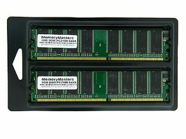 2GB (2X1GB) MEMORY FOR GATEWAY E-4000 DELUXE SPECIAL SPECIAL DELUXE