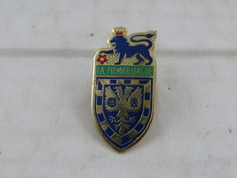 Wimbledon FC Pin - Team Crest with Barclay Logo - Enamel Pin - $15.00