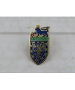 Wimbledon FC Pin - Team Crest with Barclay Logo - Enamel Pin - $15.00