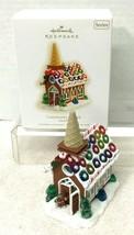 2009 Noelville #4 Hallmark Christmas Tree Ornament MIB PriceTag Communit... - $49.01