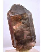 #6364 Smoky Quartz with Aegerine [Acmite] inclusions- Mt. Malosa, Malawi - $7.00