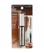 Maybelline Brow Precise Fiber Volumizer. 265 AUBURN. .27 Fl Oz. New and Sealed - $3.99