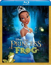 Disney The Princess And The Frog [Blu-ray + Digital]