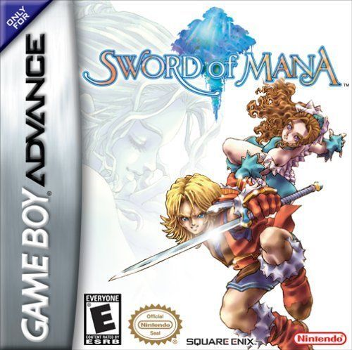 Sword Of Mana GBA Great Condition Fast Shipping