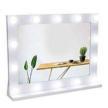 Waneway Vanity Mirror with Lights, Hollywood Lighted Makeup Mirror with ... - $163.99